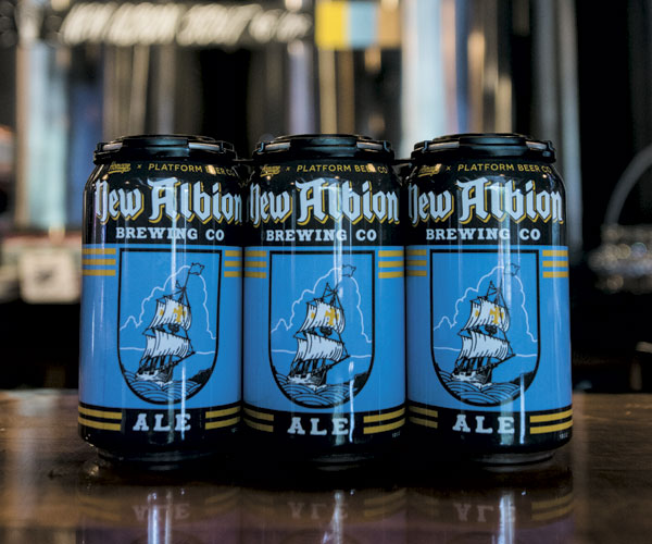 Beer Guide: New Albion Beer Comes to Cleveland