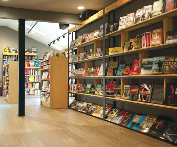 Visible Voice Bookstore
