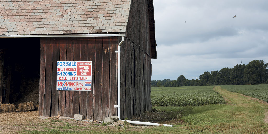 Eaton Township Farm For Sale