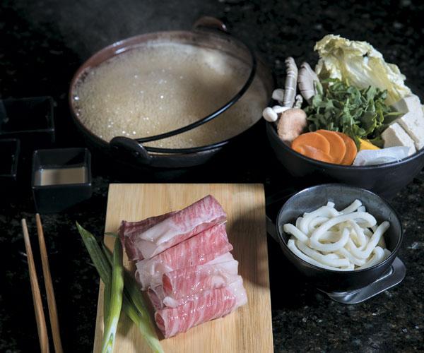 Ushabu's Matthew Spinner Is A Professor of Japanese Cuisine