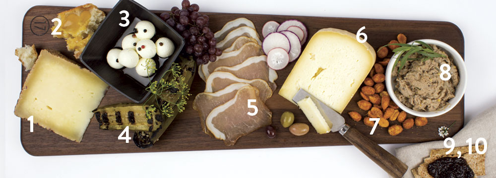 CLE Charcuterie Board