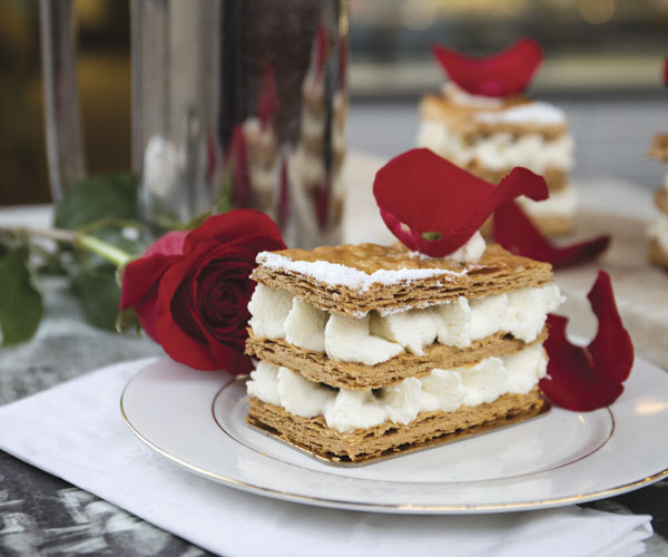 Four Rose Recipes To Complete V-Day