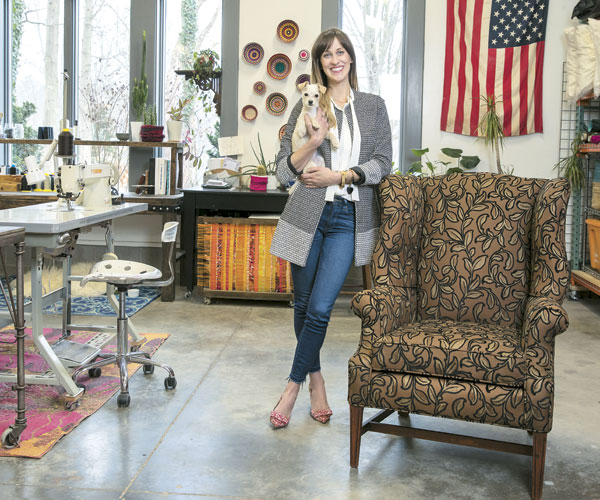 Beving & Dall's Leah Darling Takes Us Inside Her Shop