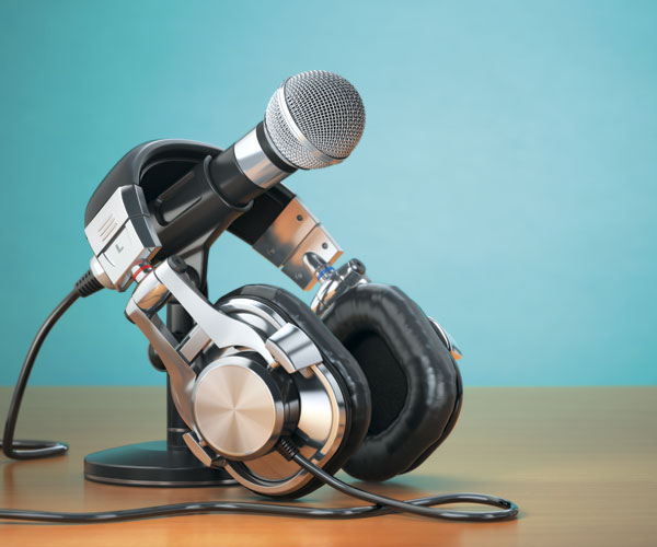 Six Local Podcasts We Love