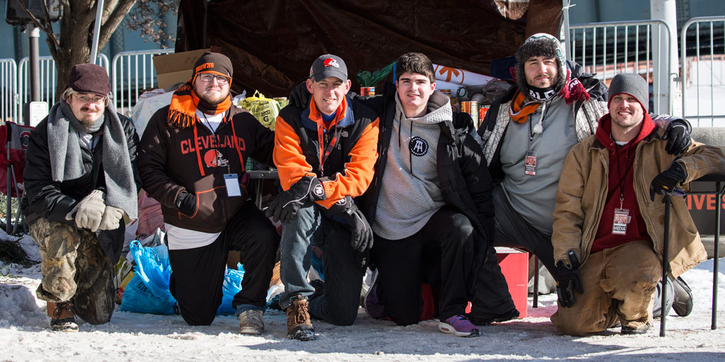 Browns Perfect Season Parade Organizers