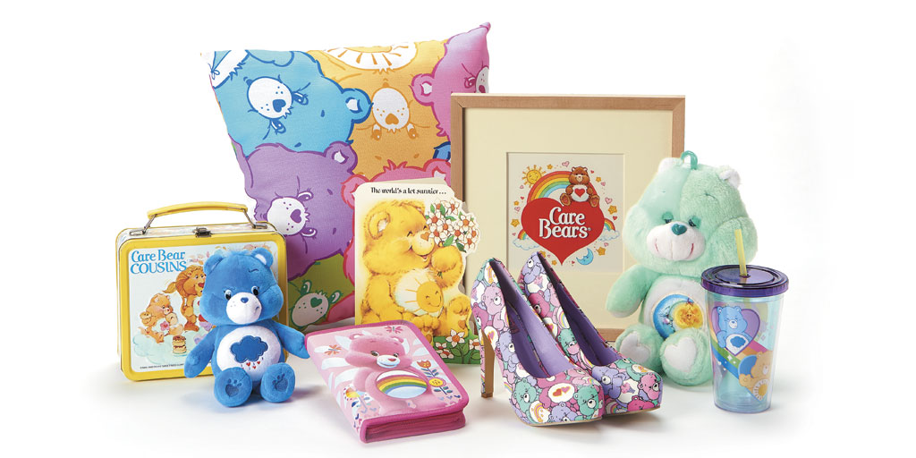 Collection of Care Bears