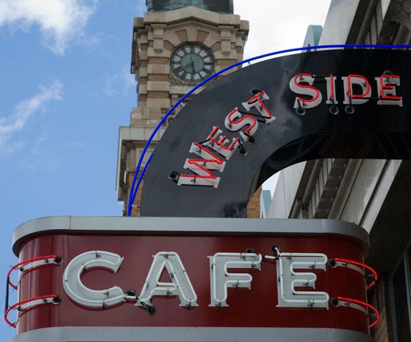 West Side Market Cafe