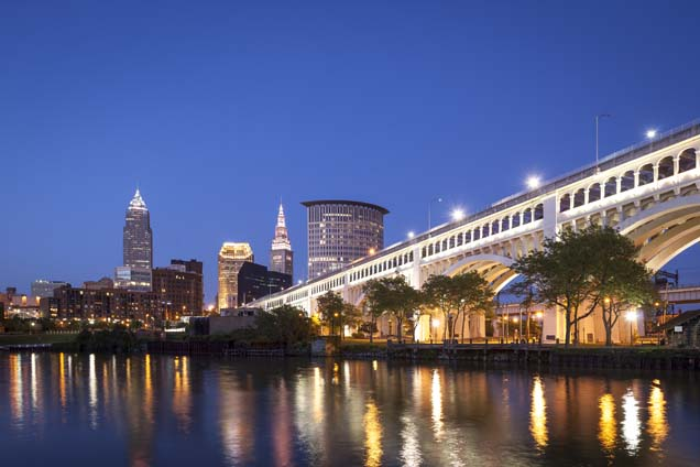 Downtown Cleveland