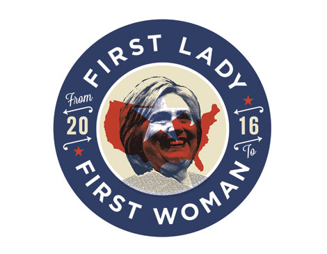 First Lady Pin