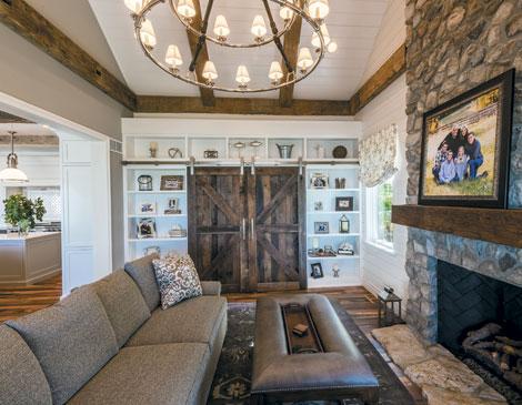 Catawba Hearth Room