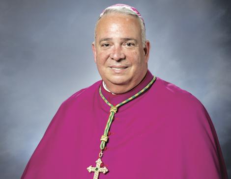 Bishop Nelson Perez
