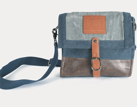 Denim Crossbody