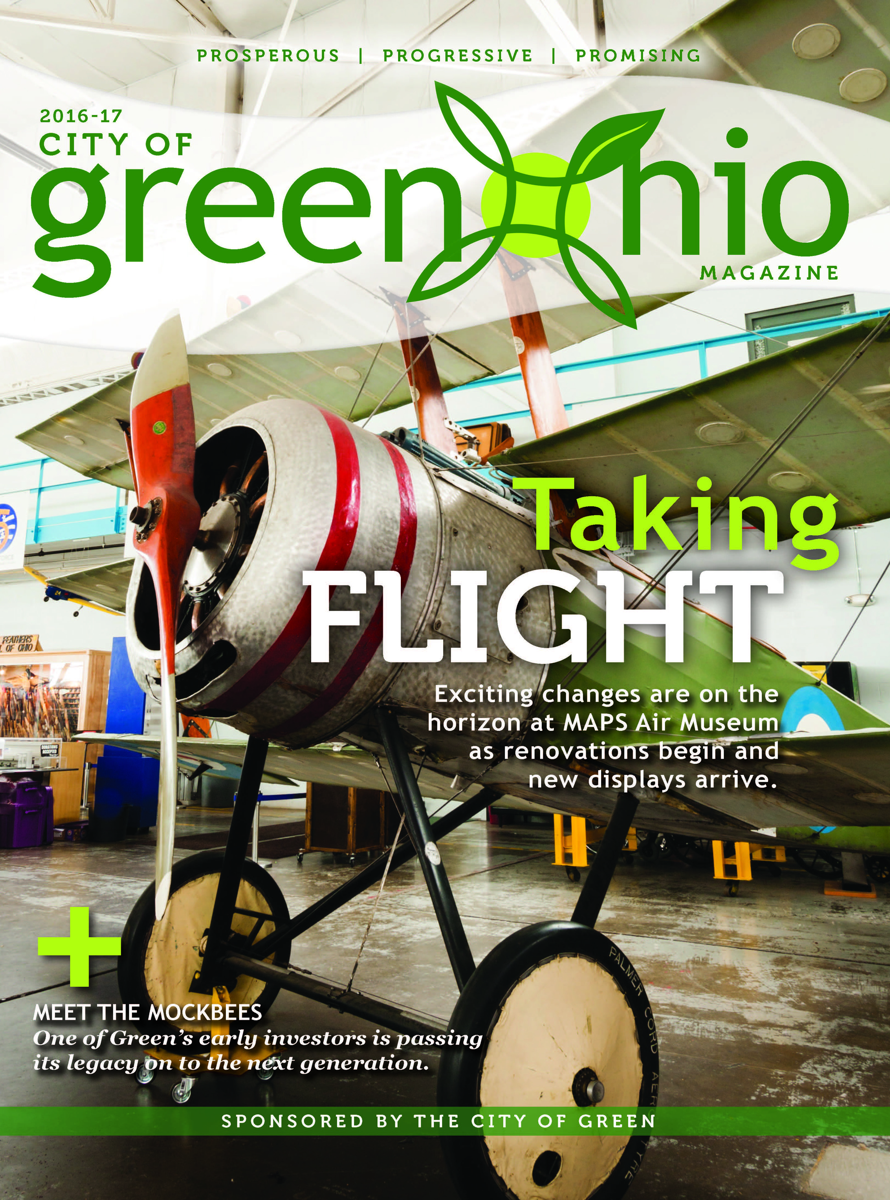 2016 Green Cover