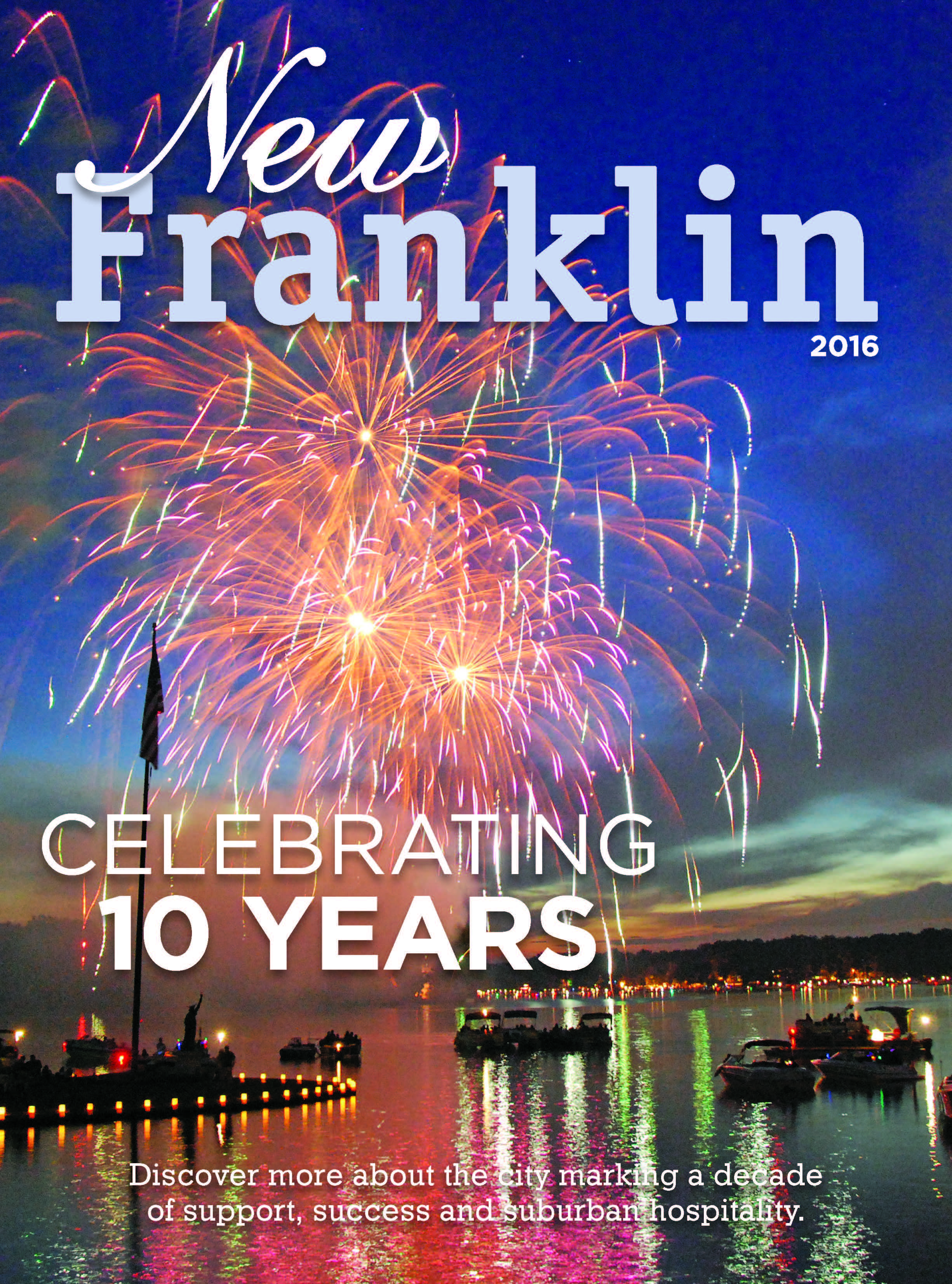 2016 New Franklin Cover