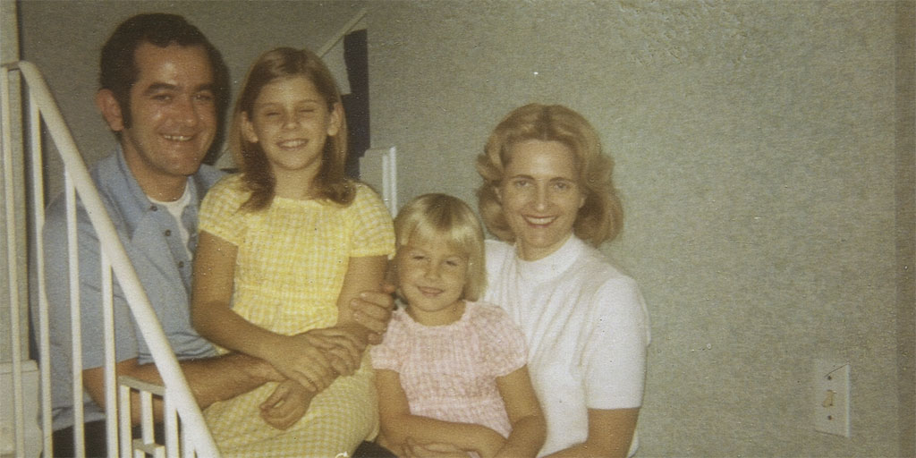 Julie Mooney's Family