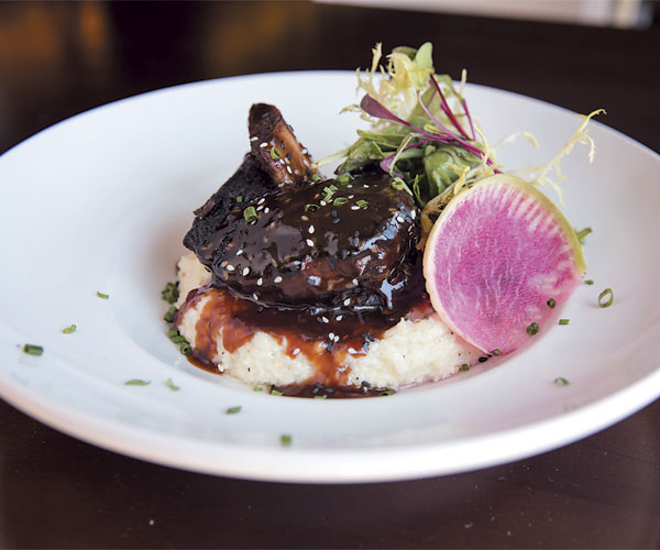 Bold Food and Drink's short rib