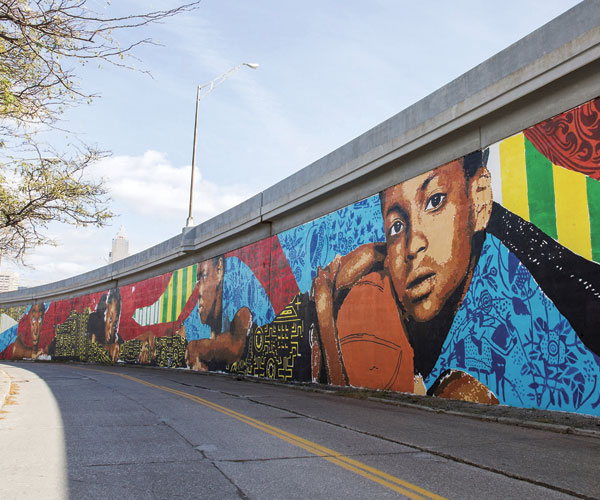 Ohio City Mural