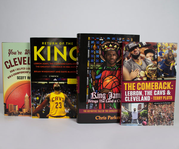 Cavs books