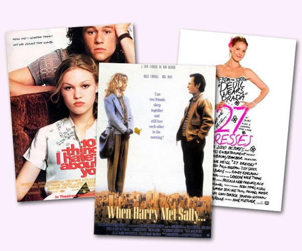 Our Eight Favorite Romantic Comedies