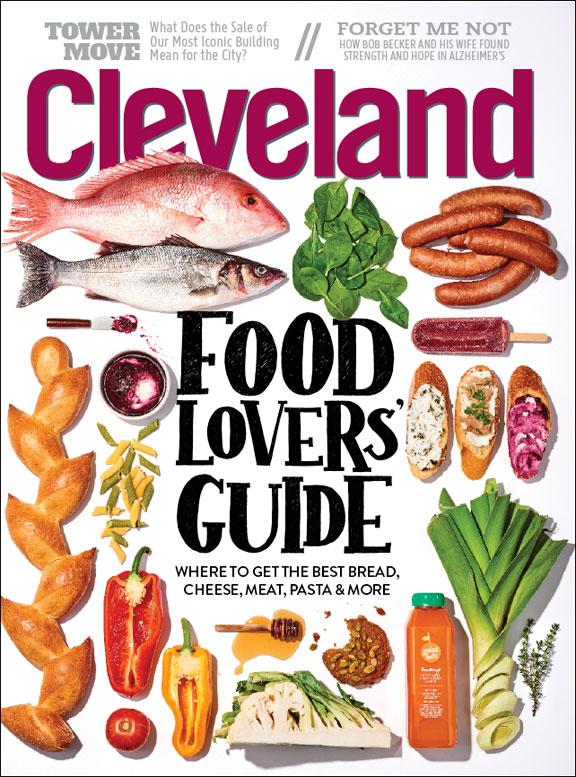 Food Lovers' Guide November 2016