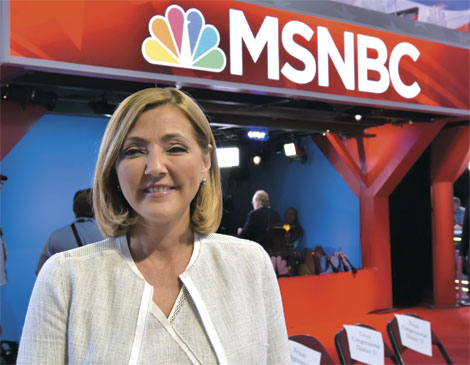 MSNBC Chris Jansing RNCinCLE