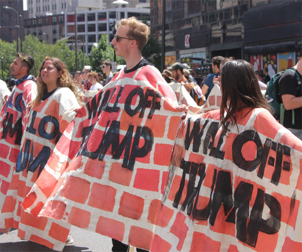 RNC Wall Protest Thumbnail