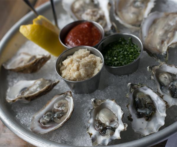 Alley Cat Oyster Bar Oysters
