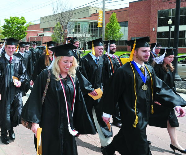 Baldwin Wallace University Transforms Students