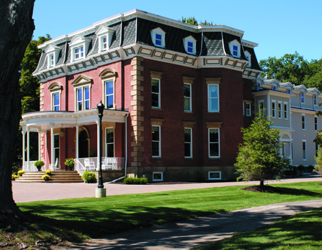 Steele Mansion Thrives in Painesville