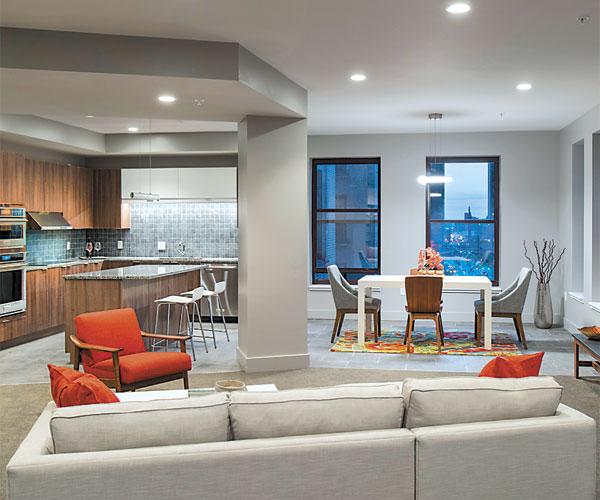 Schofield Suite Interior