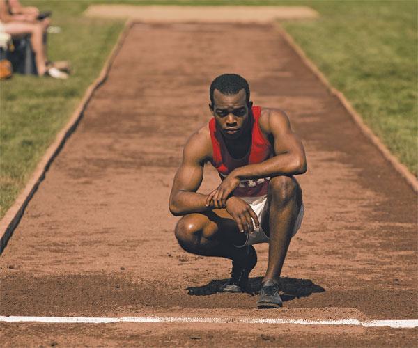 Stephan James Playing Jesse Owens
