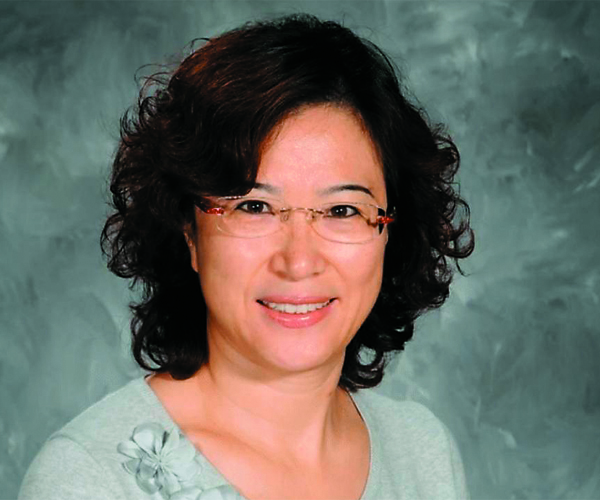 Hawken Lower School Chinese language teacher Chunlan Liu