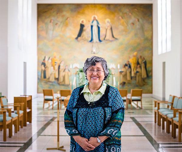 Sister Alicia Alvarado