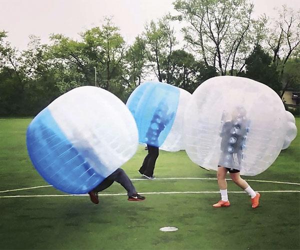NEO Bubble Soccer