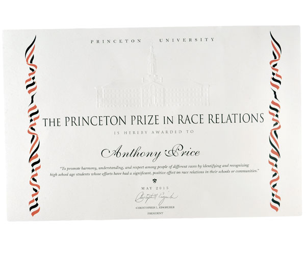 Princeton Prize in Race Relations
