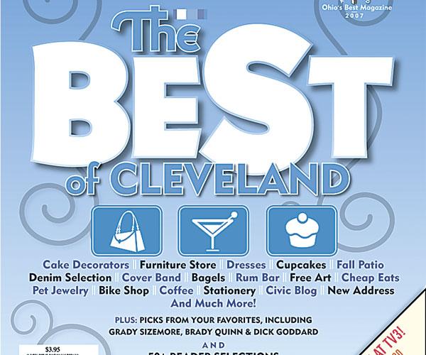 Cleveland Magazine BOC 2007