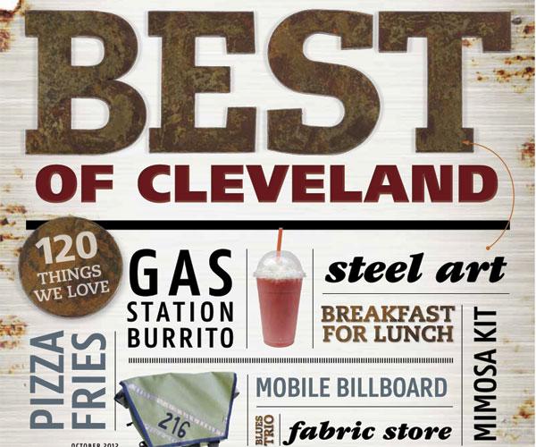BOC Cleveland Magazine 2012