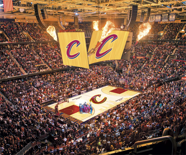 The Q Cleveland Cavaliers