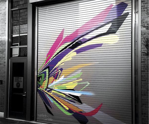 Graffiti HeArt Kernels By Chrissie