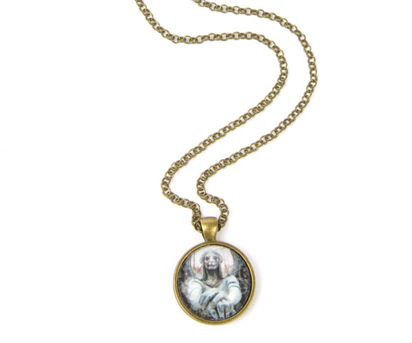 Jewerly by Jenny's Haserot Angel Pendant