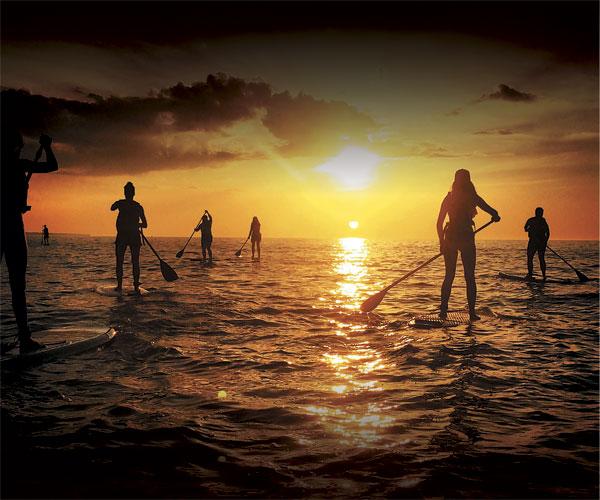 Nalu Paddleboard