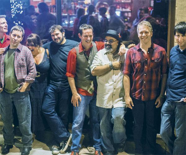 Jingle Bell Rockers