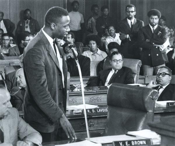 Virgil E. Brown Sr