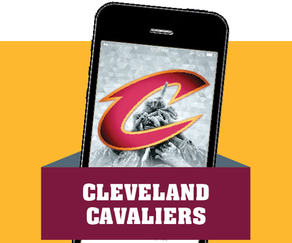 Cleveland Cavaliers Phone