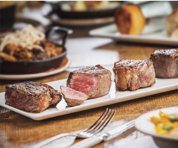 Urban Farmer's Steak
