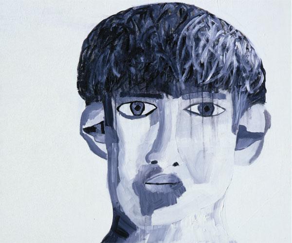 Seth Chwast Self Portrait