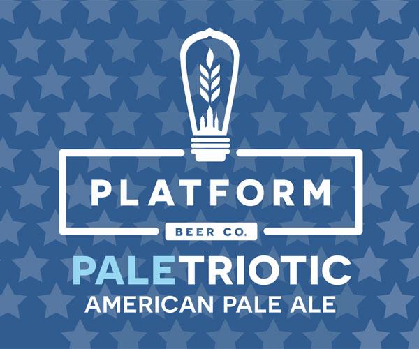 Platform Beer Co.'s  Paletriotic Beer