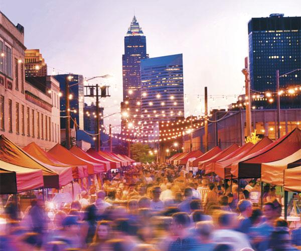 Night Market Cleveland