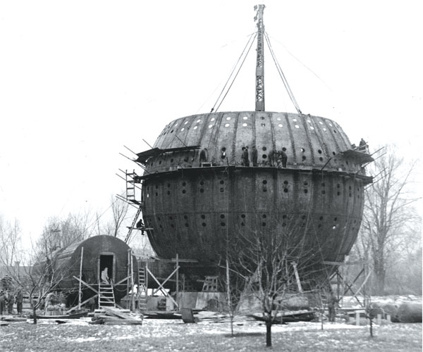1928 Steel Tank