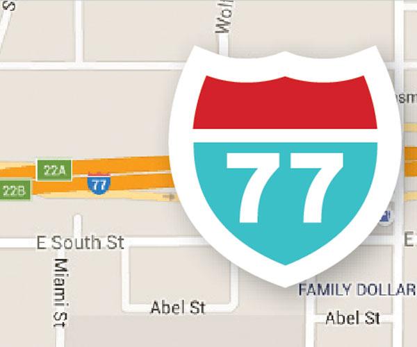Interstate 77